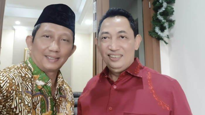 Ternyata Ada 'Kembaran' Komjen Listyo Sigit di Kampung Jokowi, Muka Mirip Tapi Beda Nasib