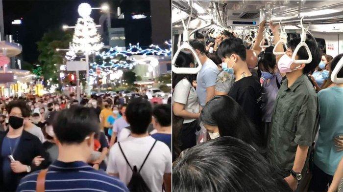 BESOK, Kamis 22 Juli Singapura Lockdown Parsial, Batal Damai dengan Covid-19 Gegara Kluster Karaoke
