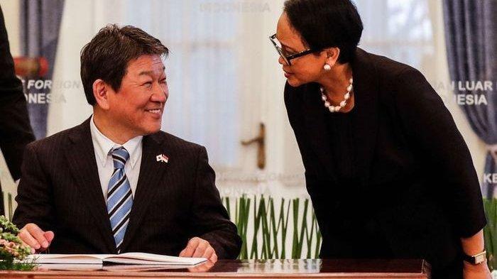 Indonesia-Jepang Kian Mesra, China Protes? Pejabat Jepang: Biarkan Saja China Begitu, Itu Hak Dia