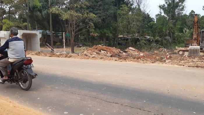 Atasi Banjir, Dinas Bina Marga Batam Gesa Pemasangan Box Culvert di Jalan Brigjen Katamso