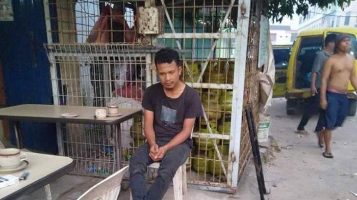 Dua Kali Disatroni Maling, Ini Cerita Pemilik Pangkalan Gas di Aviari Batam