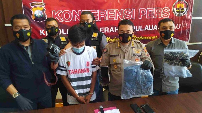 Oknum Fotografer di Batam Tersangka Hubungan Terlarang, Polda Kepri Kirim SPDP ke Kejaksaan