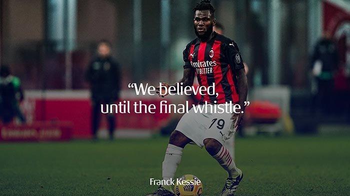 Transfer AC Milan - Milan Ingin Tambah Kontrak Franck Kessie, Liverpool Menggoda dengan Gaji Lebih