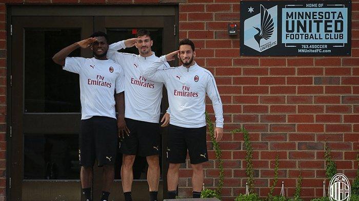 Pemain AC Milan Jadi Incaran, Inter Milan Bidik Franck Kessie, Juventus Ingin Alessio Romagnoli