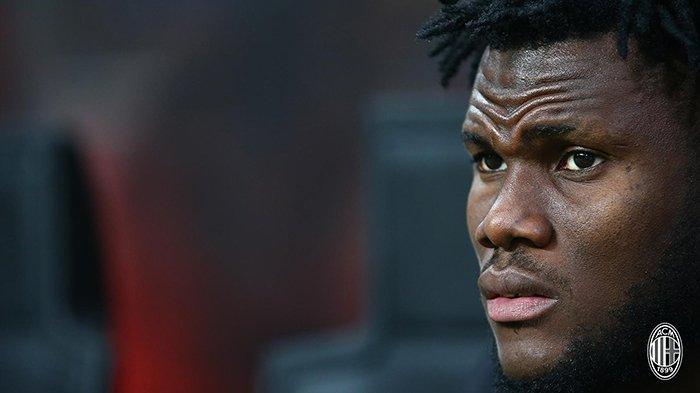 Franck Kessie, Gelandang AC Milan asal Pantai Gading
