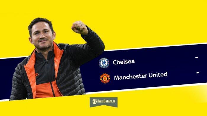 Chelsea vs Man United, Frank Lampard Sudah Lupa Kekalahan di Old Trafford: Kami Sudah Meningkat