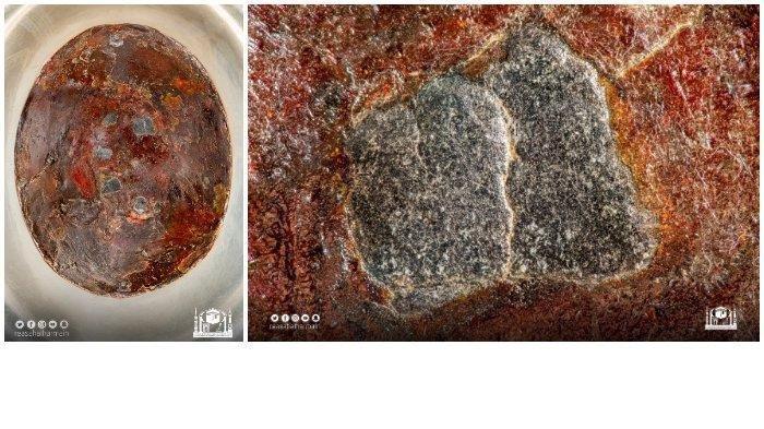 Penampakan Hajar Aswad dengan Resolusi 49.000 Megapiksel, Ternyata Begini Warna Aslinya