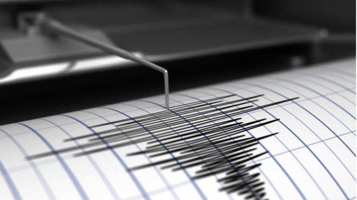 Gempa Sulawesi Utara, Dirasakan Secara Beruntun Dengan Magnitudo 5,0 dan 5,3