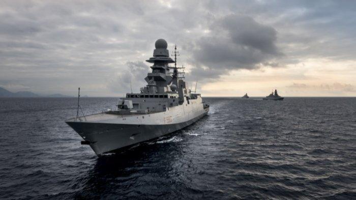 Menhan Prabowo Subianto Beli Kapal Perang Super Canggih Buatan Italia