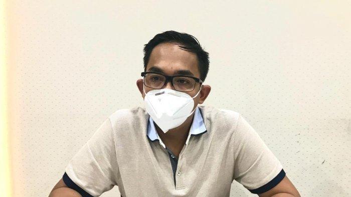 Kompol Andri Kurniawan Kasat Reskrim Polresta Barelang saat memberikan konfirmasi terkait kasus kekerasan terhadap anak