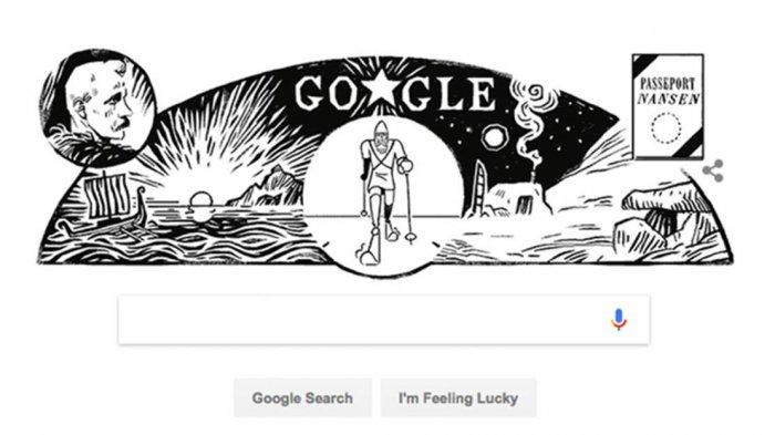 Fridtjof Nansen - Ilmuwan Petualang Peraih Nobel yang Jadi Google Doodle Hari Ini
