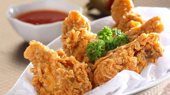 RESEP Fried Chicken Wings Gampang dan Mudah Dibuat, Cocok Jadi Makanan Buka Puasa Anak-anak