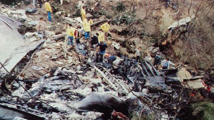 Tabrak Antena TV, Pesawat Ini Alami Kecelakaan Mengerikan, Ratusan Penumpang Tewas