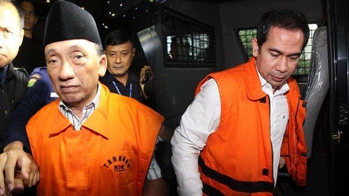 OTT KPK - Wawan dan Fuad Dapat Izin Berobat Tengah Malam, Laode Beri Warning Para Dokter