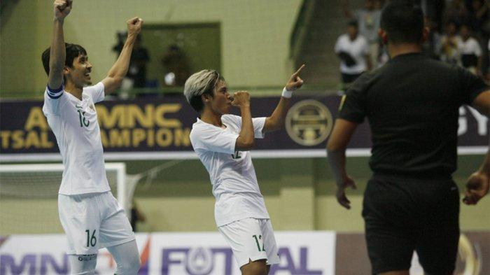 Indonesia vs Malaysia di AFF Futsal Championship - Jika Menang, Indonesia Dipastikan Lolos Semifinal