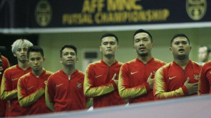 Piala AFF Futsal 2018 - Comeback! Timnas Indonesia Sukses Taklukkan Vietnam dengan Skor 3-1