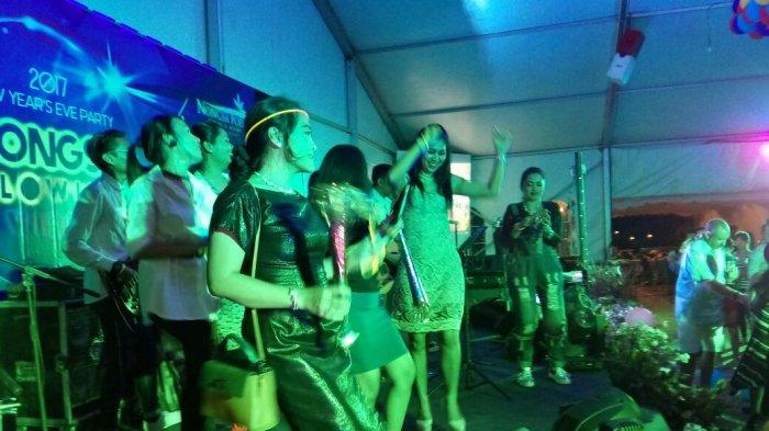 Begini Loh Kemeriahan Pesta Pergantian Tahun di Nongsa Point Marina Resort