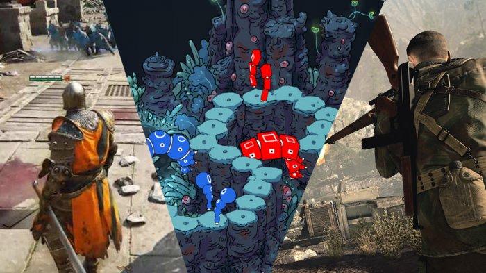 7 Games Terbaik Tahun 2017. Mulai dari Yakuza, Perang hingga Sniper. Anda Sudah Mencoba?