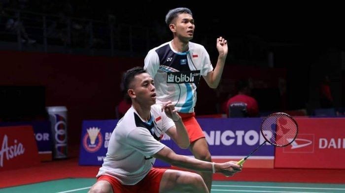 Jadwal Live Streaming Malaysia Master 2020 - Marcus/Kevin vs Fajar/Rian di Perempat Final