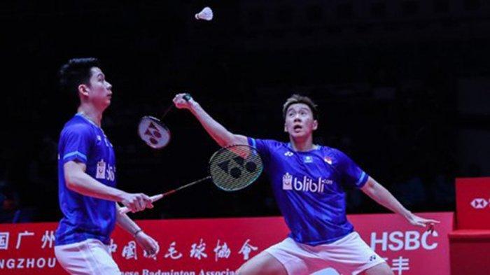 Jadwal Siaran Langsung Badminton Olimpiade Tokyo 2020, Praveen/Melati dan Kevin/Marcus Main