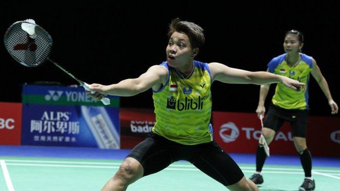 Rekap Hasil Semifinal Thailand Open 2021, Dua Wakil Indonesia ke Final, Anthony Ginting Tumbang