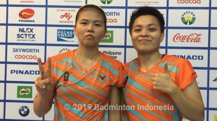 Jadwal Thailand Open 2021 Live TVRI Greysia Polii/Apriyani Main, Perang Saudara di Ganda Putra