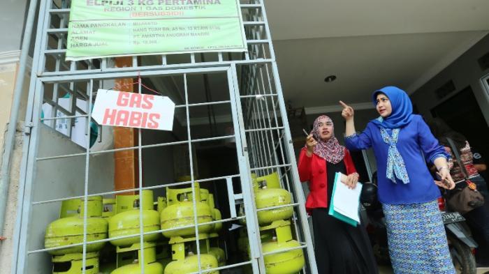 Cara Dapatkan Kartu Sembako untuk Syarat Beli LPG 3 Kg Tahun Depan, Gas Melon Tak Sembarang Dijual?