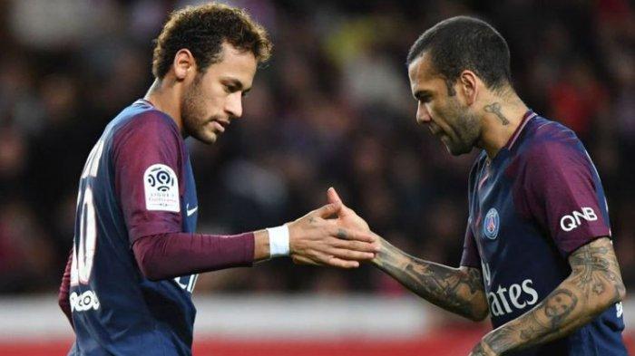AS Monaco vs PSG - Gol Neymar-Cavani Bungkam Bekas Klub Kylian Mbappe di Stade Louis II