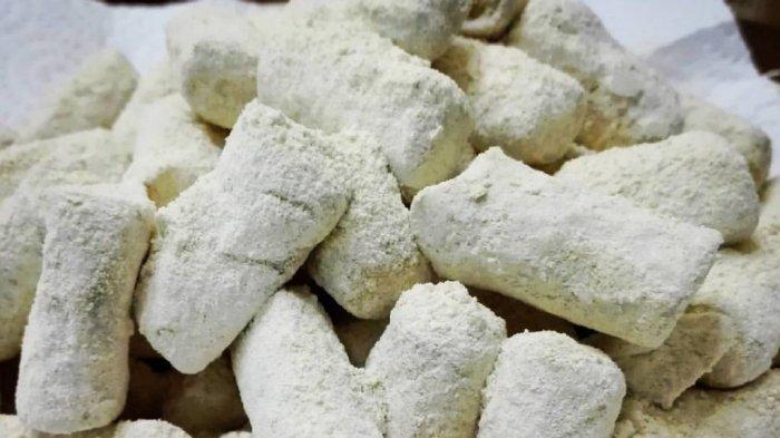 Resep Kue Batang Buruk, Sajian Lebaran Khas Kepri, Gurih dengan Tepung Kacang Hijau