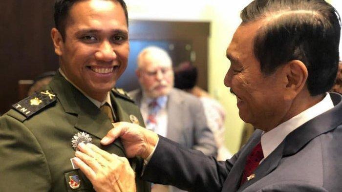 Inilah Sosok Mayor TNI Paulus Panjaitan, Anak Menko Luhut yang Sukses Jadi Kopassus