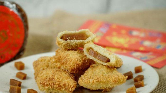 Resep Roti Goreng Kue Keranjang, Kreasi Kudapan Legit di Momen Tahun Baru Imlek