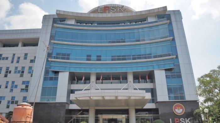 Lembaga Perlindungan Saksi dan Korban (LPSK) yang terletak di Jl. Raya Bogor No.KM. 24 No. 47-49, RT.6/RW.1, Susukan, Kec. Ciracas, Kota Jakarta Timur, Daerah Khusus Ibukota Jakarta