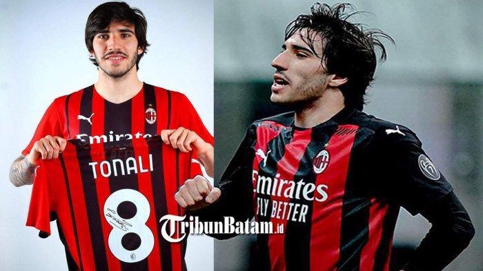 Kehebatan Sandro Tonali yang Layak Jadi Pertimbangan AC Milan Untuk Dipermanenkan