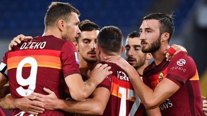 Hasil, Klasemen, Top Skor Liga Italia Setelah AS Roma Menang, Lazio Kalah, AC Milan Pimpin Klasemen