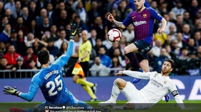 Hasil El Clasico - Kalahkan Real Madrid dengan Skor 1-0, Barcelona Kokoh di Puncak Klasemen