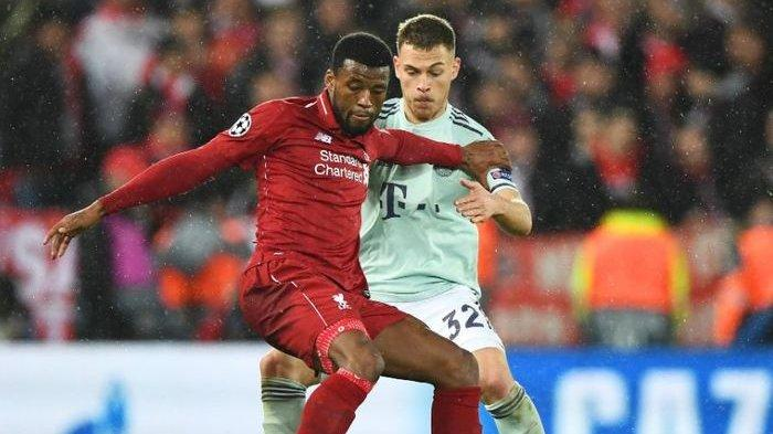 Transfer Barcelona - Kena Tikung PSG, Blaugrana Batal Dapatkan Georginio Wijnaldum