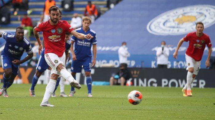 Manchester United vs Leicester City, Kick Off 00.00 WIB, Solskjaer Lakukan Rotasi Pemain