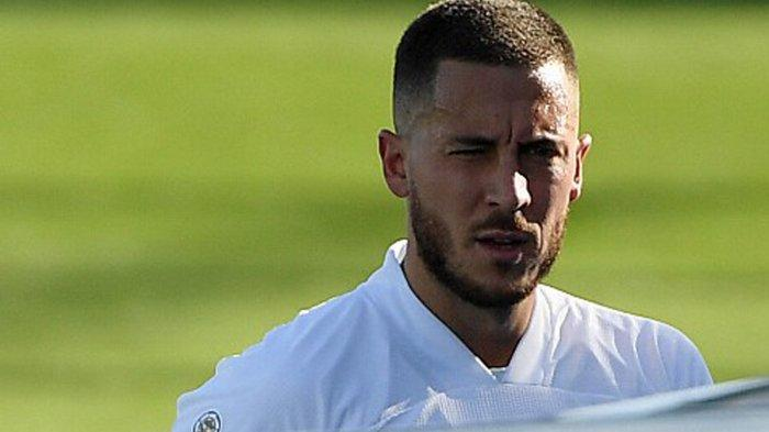 Jelang Real Madrid vs Atalanta, Eden Hazard Kembali Absen Karena Cedera, Zidane Sampai Bingung