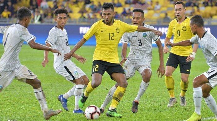 Hasil Lengkap Kualifikasi Piala Dunia 2022 Zona AFC, Malaysia dan Kamboja Susul Timnas Indonesia