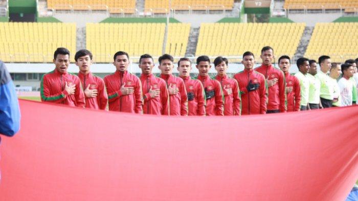 Meski Kalah 0-4, Netizen Tetap Menilai Bagus Permainan Indonesia