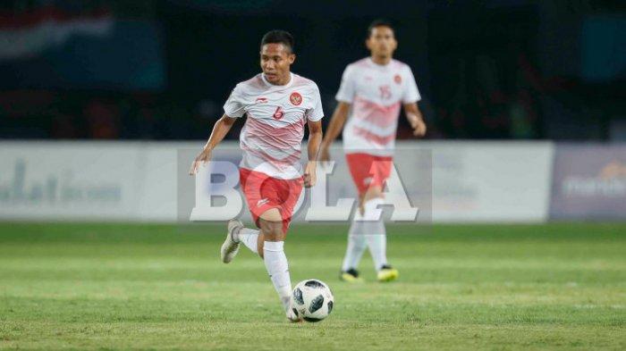 Bursa Transfer Liga 1 - Hengkang dari Barito Putera, Evan Dimas Dirumorkan Gabung Persija Jakarta