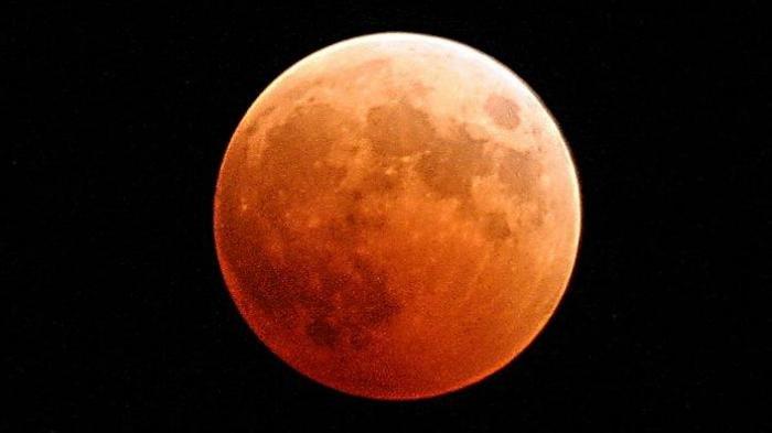Gerhana Bulan Total Bisa Dilihat di Langit Kepri Hari Ini, Simak Kata BMKG