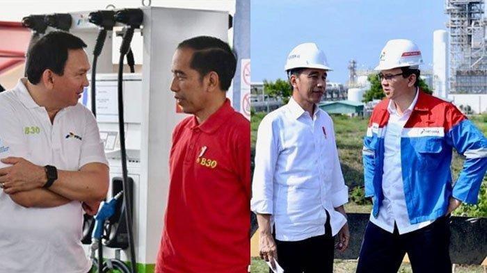 Disindir Jokowi karena Tak Hadir di Perayaan Imlek, Begini Respon Ahok BTP: Enggak Mungkin Pergi