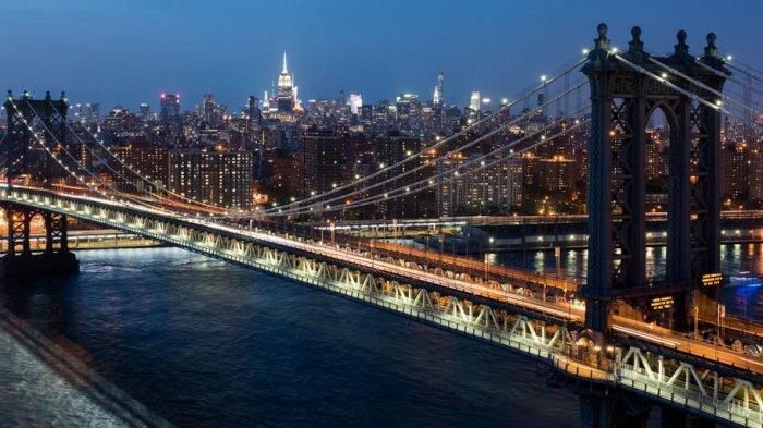 Kisah Mencekam di Balik Megahnya Jembatan Brooklyn, 14 Tahun Dibangun Tewaskan Banyak Orang
