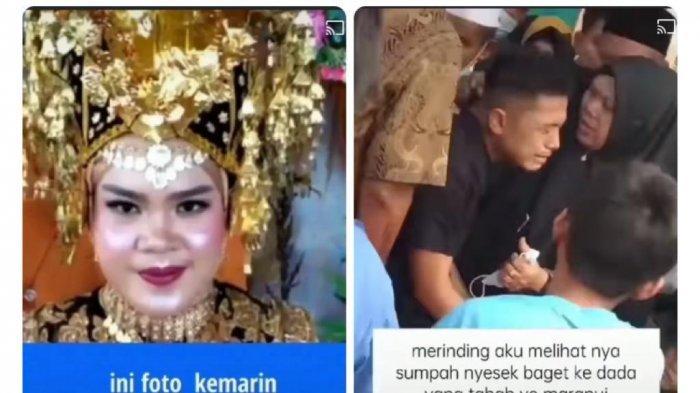 Kisah Pilu Wanita di Padang Meninggal Usai Akad Nikah, Suami Pingsan 'Marawa di Alek Gadang'