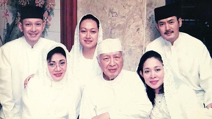 Sosok Sigit Harjojudanto, Putra Kedua Soeharto yang Tak Tersorot, Kekayaannya Mengejutkan