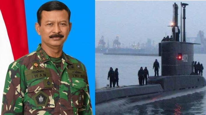 Biodata Laksamana Muda Iwan Isnurwanto, Pernah Alami Blackout di KRI Nanggala: Mencekam
