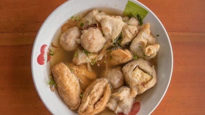 Resep Batagor Kuah Nikmat, Cocok Disantap untuk Mengganjal Lapar di Sore Hari