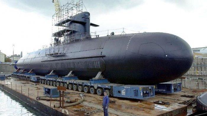 Terungkap Calon Kapal Selam Pengganti KRI Nanggala 402, Intip Spesifikasi Canggihnya