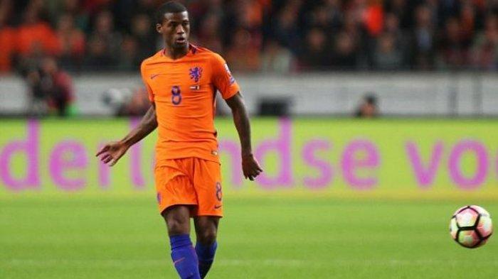 Hasil Babak PertamaKualifikasi Euro 2020Belarusia vs Belanda,Tim Oranye Unggul2-0